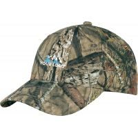 20-C855, NA, Mossy Oak BreakUp Country, Front Center, Your Logo.