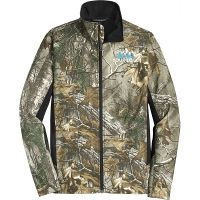 20-J318C, X-Small, Realtree X, Left Chest, Your Logo.